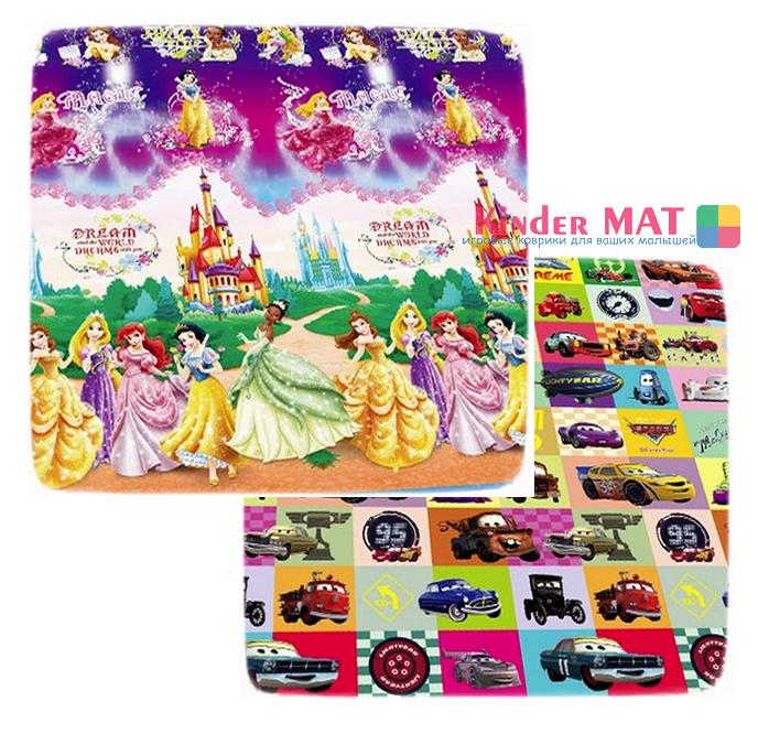 Принцессы и Тачки — размер 200×180