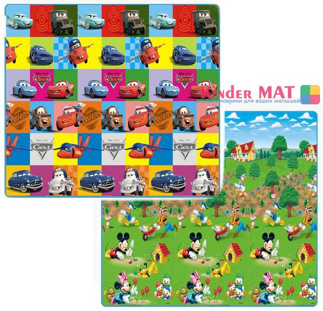 Тачки и ферма Disney — размер 200×180