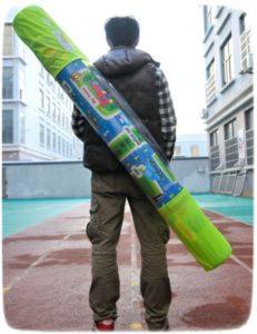 Поговорим о размере детского коврика
