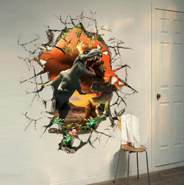 Наклейка «Динозавр»