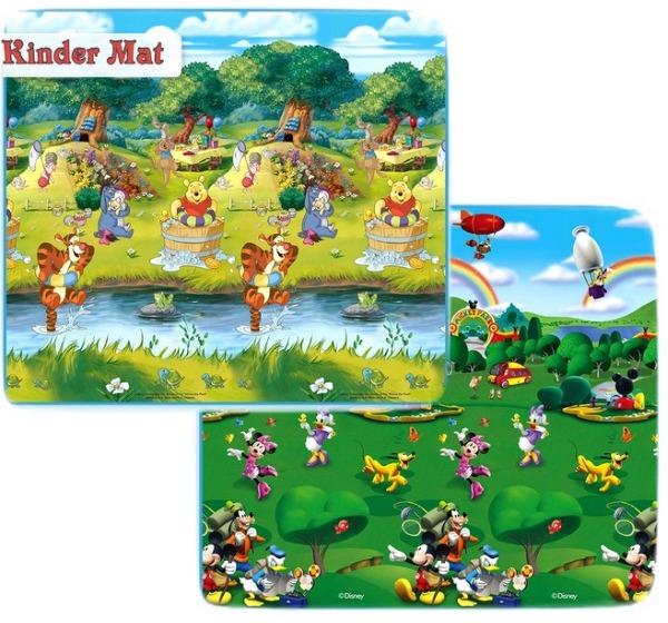 Disney на природе — размер 200×180